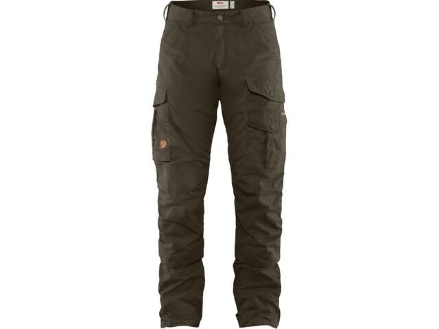 Fjällräven Barents Pro Pantalones Cazador Hombre, dark olive
